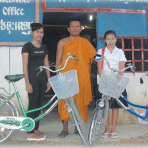 Donazione Biciclette